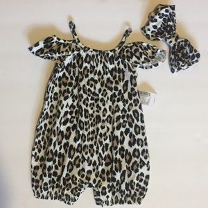 The Children's Place Outfit Size 3-6 months NEW